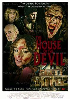 House Of The Devil 2009 Edit By Mario. Frías