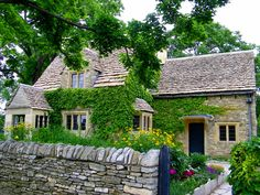 Cotswold Cottage @ Greenfield Village - Dearborn, Michigan