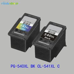 Cheaper US $32.21  High Capacity for Canon PG 540 CL 541 Black&Color Ink Cartridge PG-540 CL-541 For Canon MG2250 MG3150 MG4150 MX375 MX395 Printer  #High #Capacity #Canon #BlackColor #Cartridge #Printer  #BlackFriday