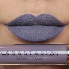 Clover liquid lipstick @a1delatorre #abhclover #anastasiabeverlyhills