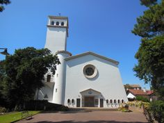 Hossegor   ---   église Ste Trinité