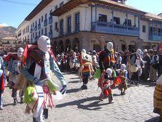Peru festival.