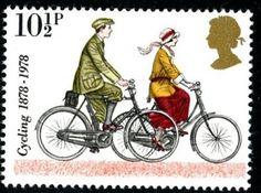 1978 Cycling 10½p