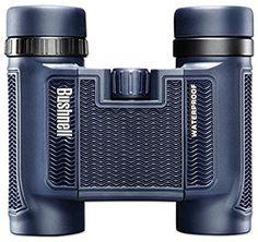 6. Bushnell 138005 H2O Waterproof/Fogproof Compact Roof Prism Binocular, 8 x 25-mm, Black