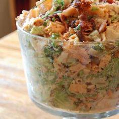 BLT pasta salad Recipe | Key Ingredient