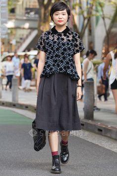 Yuko | tricot COMME des GARÇONS H&M  BOUCHERON Dr.Martens BAO BAO ISSEY…