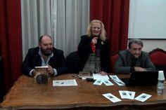 """Daniele Castrizio presenta Reggio ai tempi de """"L'incisore"""""""