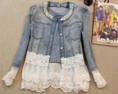 2015-New-women-spring-denim-jackets-ladies-outerwear-slim-lace-patch-vintage-jeans-coat-jaqueta-casacos-254x203.jpg (254×203)