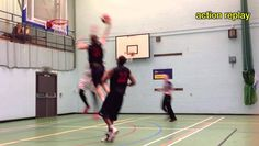 A Slam Dunk from the Academy of Sport at London South Bank University