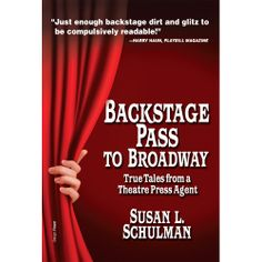 Backstage Pass to Broadway
