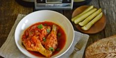 Multicooker, Thai Red Curry, Crockpot, Meat, Chicken, Ethnic Recipes, Food, Slow Cooker, Essen