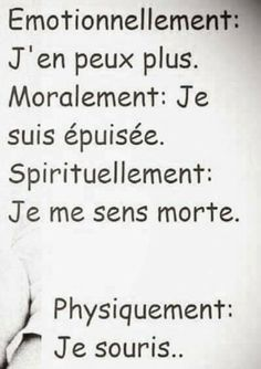 Quote Citation, French Quotes, Bad Mood, Morals, Some Words, Decir No, Affirmations, Motivational Quotes, Sad