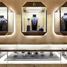 Design showwcase: Butani Jewellery boutique, Peninsula Hong Kong Hotel - Retail Design World