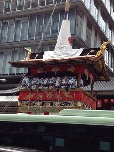 Naginataboko 長刀鉾  July 12, 2014