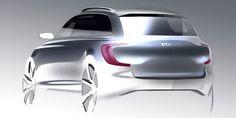Gashetka   Transportation Design   2015   Volvo XC90  Source: CDN
