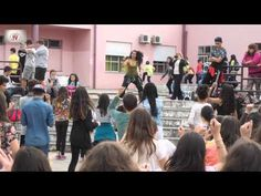 Zumba na EBI - Turno da Tarde - Dia Mundial da Dança