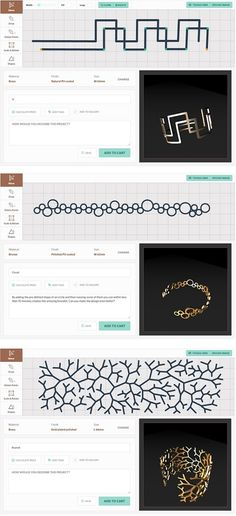 Create Your Own 3D Printed Bracelet in a Matter of Minutes