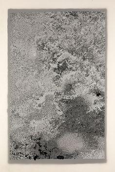 "untitled (work in progress) 2010_09_08 ink on polyester drafting film  18"" x 24"" (45.7 x 60.9)cm Matt Niebuhr"