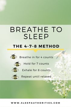 Using a calming breathing technique, like the method, to fall asleep faster can help many people. Kids Sleep, Good Sleep, Sleep Better, Sleep Tight, Toddler Sleep, Insomnia Remedies, Sleep Remedies, Falling Asleep Tips, How To Fall Asleep