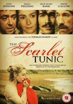 Vintage Period Review: The Scarlet Tunic - A Treat for Thomas Hardy Fans