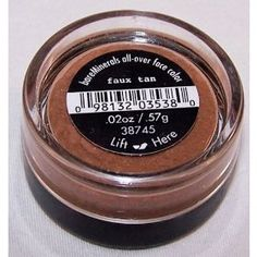 Bareminerals All-over Face Color, Faux Tan for Women, Ounce Bronze Tan, Bare Escentuals, Best Foundation, Bare Minerals, Pale Skin, Baking Ingredients, The Ordinary, Cookie Dough