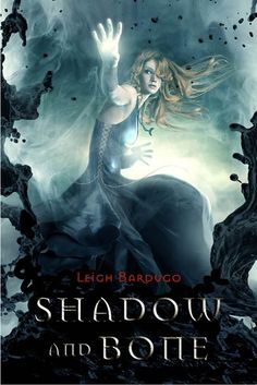 Early comp of proposed cover for Shadow and Bone. Superhero Alina kind of looks like she's surfing.