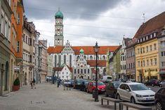Аугсбург - третий по населению город Баварии, второй (!) по древности во всей Германии, столица Швабии, здесь порядком достопримечательностей от древнеримских…