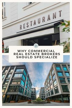 Are you in commercial real estate? Here is why commercial real estate brokers sh. Are you in commercial real estate? Here is why commercial real estate brokers should specialize and just how to do it! Commercial Real Estate Investing, Home Instead, Relaxing Holidays, Restaurant Owner, Real Estate Tips, Investment Property, Financial Planning, Being A Landlord, Real Estate Marketing