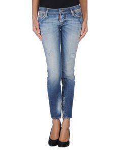 DSQUARED2 Denim Pants. #dsquared2 #cloth #dress #top #skirt #pant #coat #jacket #jecket #beachwear #