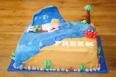 Surf taart