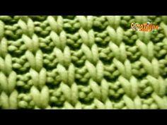 "Cómo Tejer Punto ""Otoño"". ideal para tejer Bufandas y Cuellos!-2 agujas (693) - YouTube Knitting Stitches, Knitting Patterns Free, Stitch Patterns, Free Pattern, Crochet Videos, Knit Crochet, Sewing, Mtv, Youtube"
