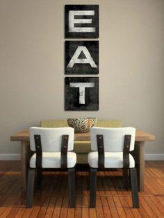 quadro moderno e componibile per cucina n.06 | quadri | pinterest ... - Quadri Per Cucina Moderna