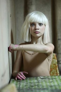 Maddie Ziegler in Chandelier Behind the Scenes