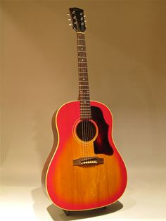 1967 Gibson J-45 Acoustic Guitar