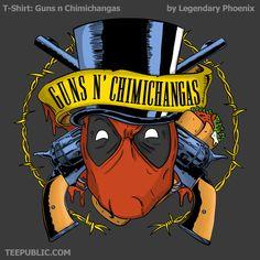 Guns n' Chimichangas - Imgur