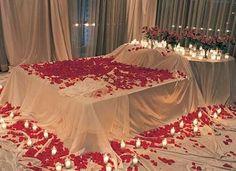 Como Decorar Una Habitacion Romantica Para Un Hombre Con Globos