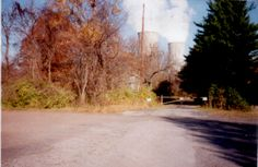 Creepy places in PA, Frick Lock Town next to Limerick Nuclear Plant...abandoned