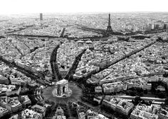 Paris: The world will never see this type of city planning again. Tour Eiffel, Paris Torre Eiffel, Paris Travel, France Travel, The Places Youll Go, Places To See, Paris France, France Europe, Ciel Art