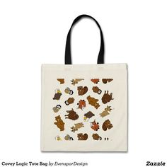 Covey Logic Tote Bag