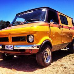 One for the van crew! Bedford Van, Custom Vans, Summer, Instagram, Summer Time, Verano