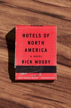Hotels of North America design by Keith Hayes #Object #Idea #Matchbook