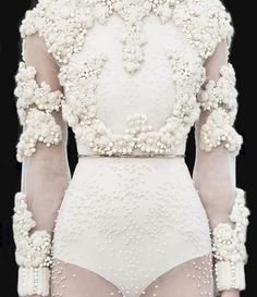 Givenchy; This is kind of gross-looking and pretty at the same time.