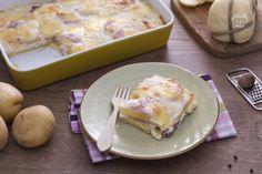 #Parmigiana di #patate  Una variante a quella classica, buona da gustare!