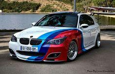 ///M5 E60 ❤ Bmw M5 E60, Bmw M1, Custom Car Decals, Custom Cars, Bmw Love, Racing Stripes, Car Wrap, Bmw Cars, Cool Cars