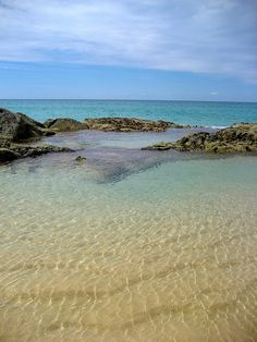 Champagne Pools, Fraser Island, Australia. One of my favorite places in the world.
