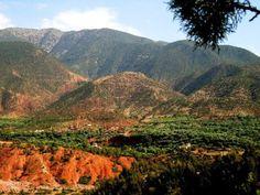 Toubkal National Park, Marocco