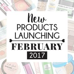 Products Popping Up – February 2017