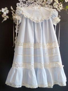 Heirloom Girls Dress and Slip