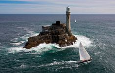 Beautiful but deadly – why the Fastnet Rock lighthouse has always ...