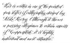 Mike Kecseg script by Ken Fraser